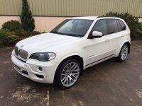 2010 BMW X5 3.0 XDRIVE35D M SPORT 5d AUTO 282 BHP £20950.00