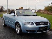 2005 AUDI A4 1.8 T SPORT 2d 161 BHP £4990.00
