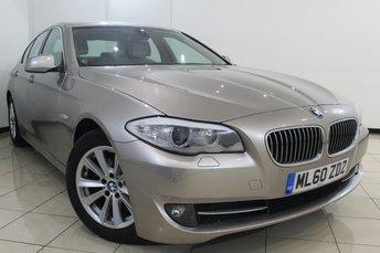 2010 BMW 5 SERIES}