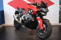 USED 2012 62 BMW K1300R 1293cc RED/BLACK, BMW DYNAMIC AND PREMIUM PACK