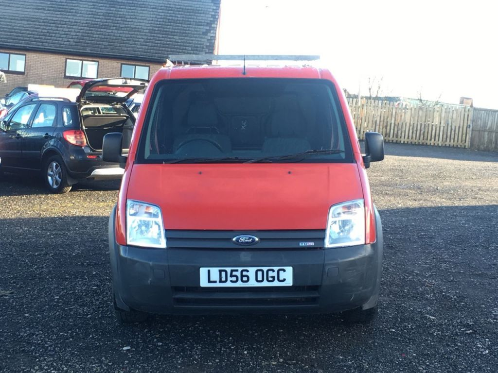 used 2006 56 ford transit connect 1 8 t200 l swb 75 tdci last owner since 2010
