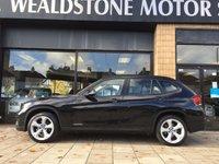 2013 BMW X1 2.0 XDRIVE20D SE 5d AUTO 181 BHP £16000.00