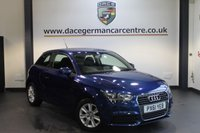 USED 2012 61 AUDI A1 1.6 TDI SE 3DR 103 BHP + AUDI SERVICE HISTORY + IMMACULATE CONDITION + AIR CONDITIONING  + 15 INCH ALLOY WHEELS +