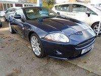 2006 JAGUAR XK 4.2 COUPE 2d 294 BHP £14999.00