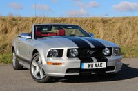 2007 FORD MUSTANG 4.6 V8 Convertible £SOLD