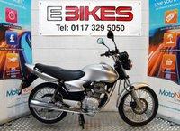 2007 HONDA CG 125 -7  £1495.00