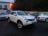USED 2011 61 NISSAN JUKE 1.5 ACENTA DCI 5d 110 BHP NATIONALLY PRICE CHECKED DAILY