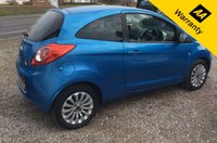 USED 2009 09 FORD KA 1.2 ZETEC 3d 69 BHP Great value for money! YES Group Insurance 3 -  £30 Road per year!