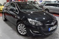 USED 2013 62 VAUXHALL ASTRA 2.0 ELITE CDTI 5d AUTO 163 BHP FULL OF EXTRAS!!!!