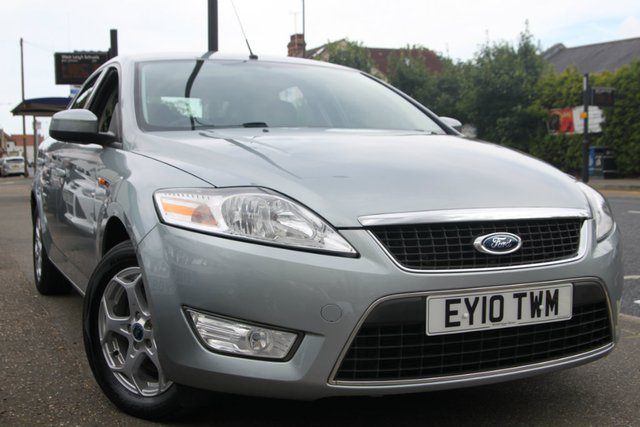 2010 10 FORD MONDEO 1.8 ZETEC TDCI 5dr (6 speed)