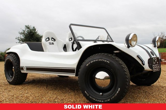 VOLKSWAGEN BEACH BUGGY at Derby Trade Cars