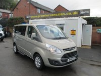 2015 FORD TOURNEO CUSTOM  EIGHT  SEAT MINIBUS  300 LIMITED EDITION SHORT WHEEL BASE  2.2 TDCI 125 BHP   2015 YEAR 29K MILES  FORD REMAIN WARRANTY 2018   £15500.00