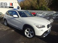 USED 2011 61 BMW X1 2.0 XDRIVE18D SE 5d 141 BHP NATIONALLY PRICE CHECKED DAILY